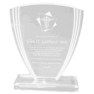 Goblet Acrylic Award - AC345
