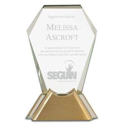 Jewel Glass Award GN23