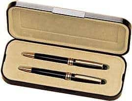 Black Brass Pen and Pencil Set