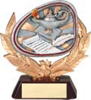 Stamford Series Lamp Trophy