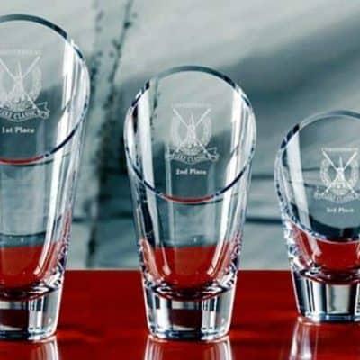 Vantage Crystal Vase