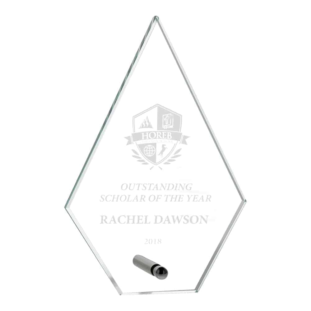 Arrowhead Glass Award With Stand Suburban Custom Awards Shop arrowhead rock drill attachments for skid steer loaders and compact excavators. suburban custom awards