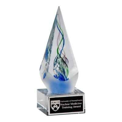 Arrowhead Art Glass Award CR267