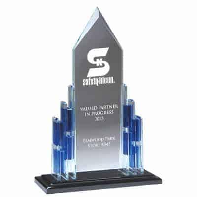 Cathedral Crystal Award